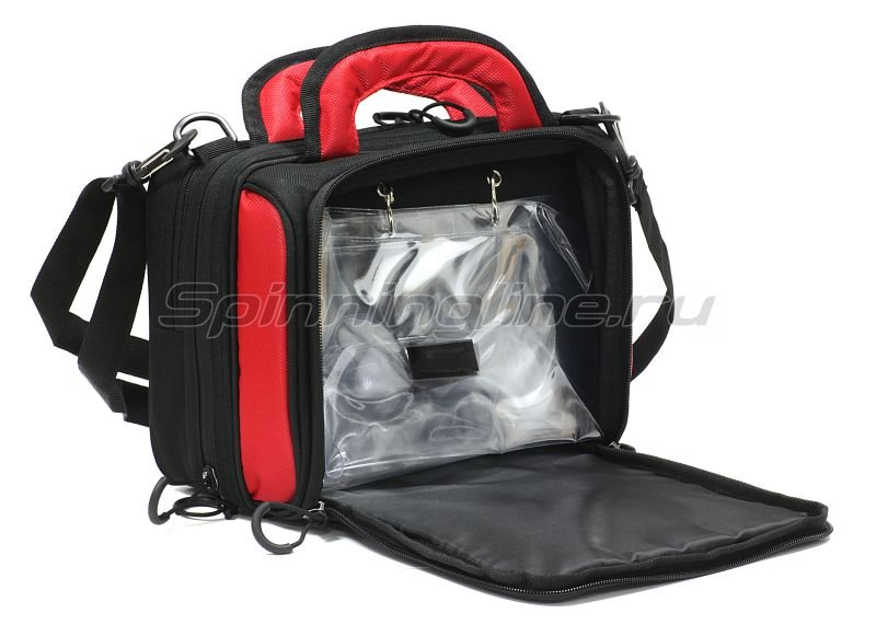 Сумка Lucky John Street Fishing Tackle Bag -  3