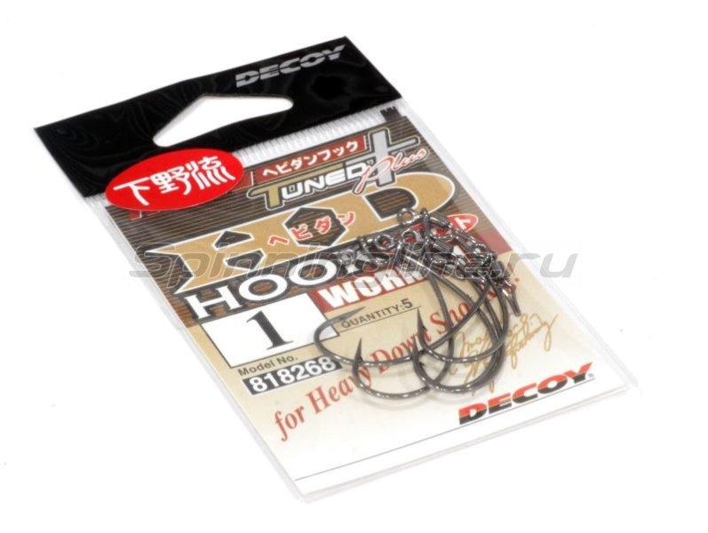 Крючок Decoy HD Hook Worm 117 №2 -  2