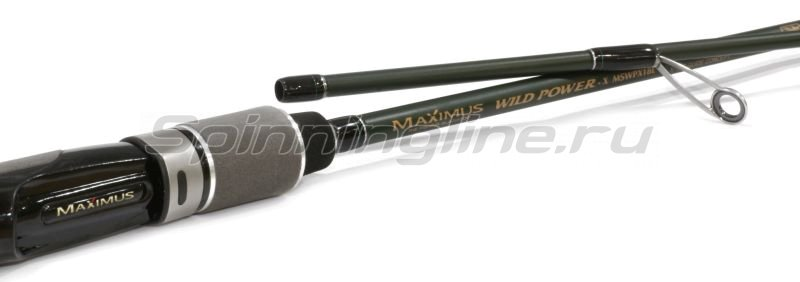 Maximus - Спиннинг Wild Power-X 24M - фотография 3
