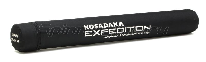 Kosadaka - Спиннинг Expedition 6S-Dual 270/300 15-45гр - фотография 6