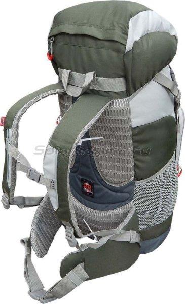 Рюкзак Дельта 60 V2 серый/олива -  2