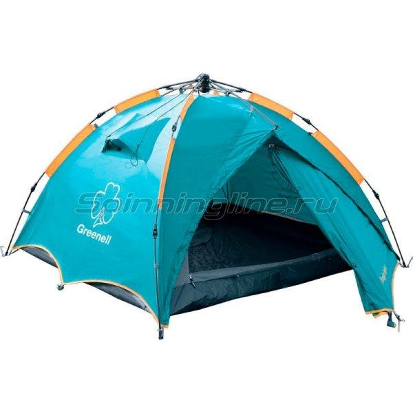 Greenell - Палатка туристическая Дингл Лайт 3 - фотография 1