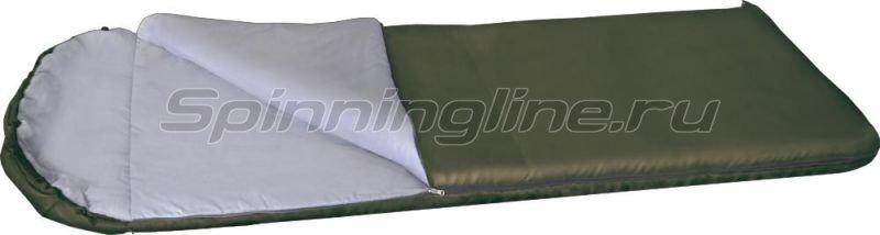 Спальный мешок с подголовником +5с -  1