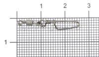 Вертлюг Strike Pro цилиндр с накаткой и застежкой Coastlock №8x0
