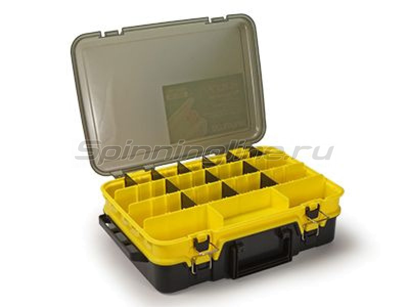 Коробка Nautilus TB-3007 double layer tackle box - фотография 3