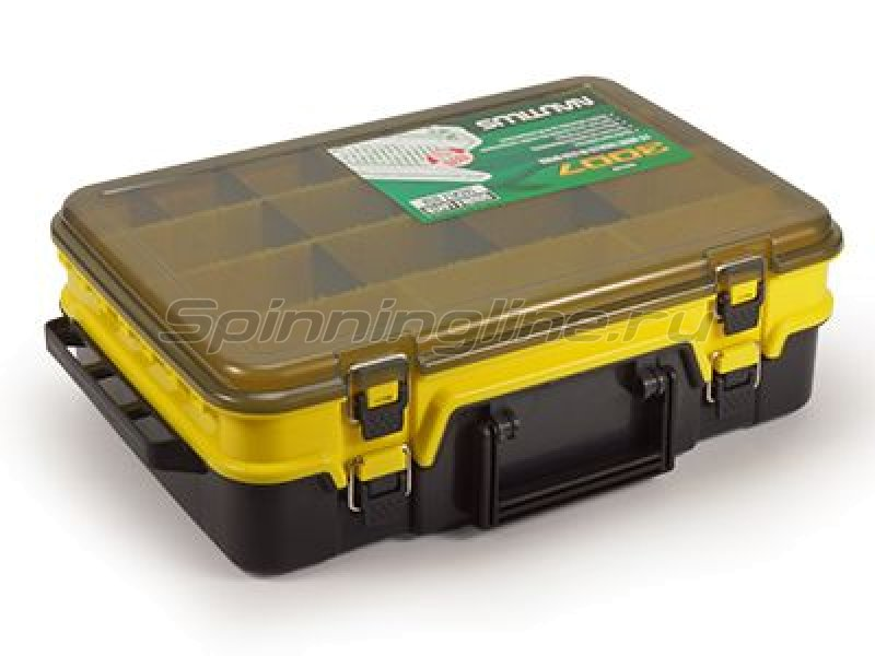 Коробка Nautilus TB-3007 double layer tackle box - фотография 4