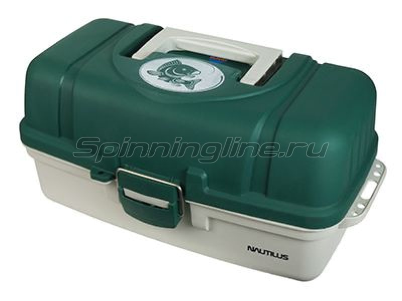 Ящик Nautilus TB-6300 green-grey - фотография 1