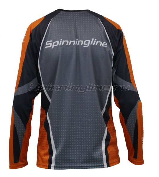 Футболка Spinningline Long Sleeve Zip р.52 - фотография 2