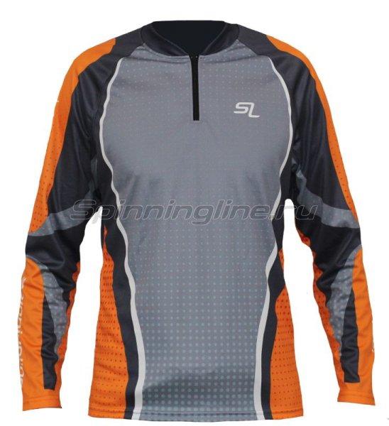 Футболка Spinningline Long Sleeve Zip р.50 -  1