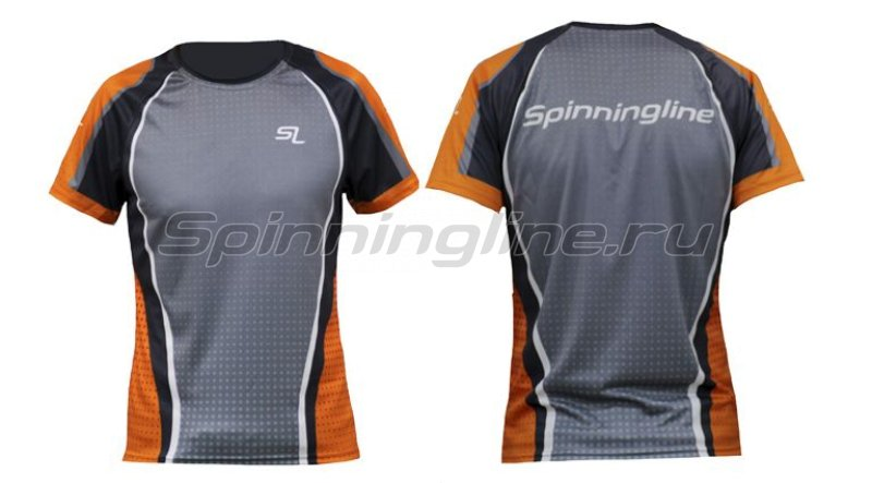 Футболка Spinningline Short Sleeve р.48 - фотография 4
