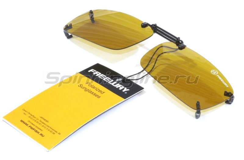 Накладки на очки Freeway C-1061-Y30 - фотография 1