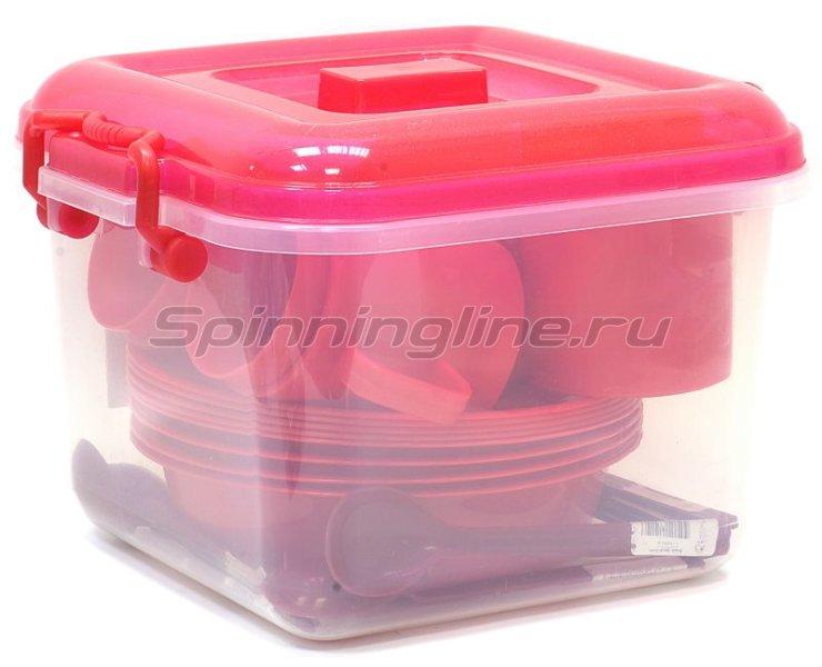 Набор посуды Пластик на 4 персоны -  2