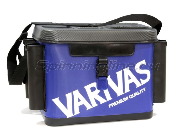 Сумка Varivas Tackle Bag VABA-08 36см blue - фотография 1