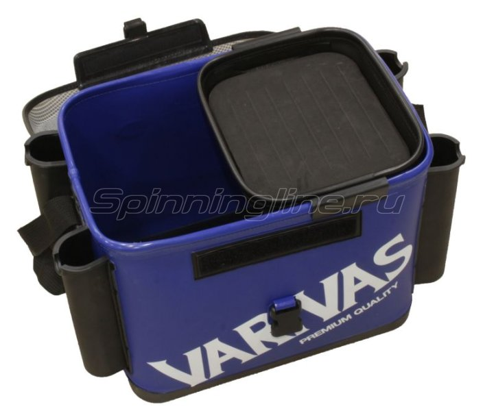 Сумка Varivas Tackle Bag VABA-08 36см blue - фотография 3