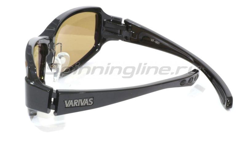 Очки Varivas Xrossfeel VF-001 raster brown -  8