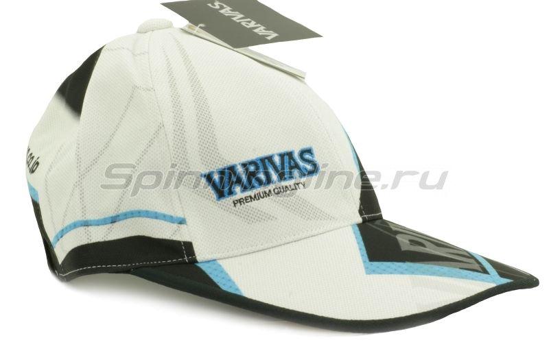 Кепка Varivas Dry Cap Blue - фотография 3
