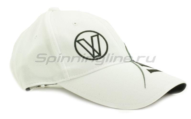 Кепка Varivas Tournament Cap White - фотография 2