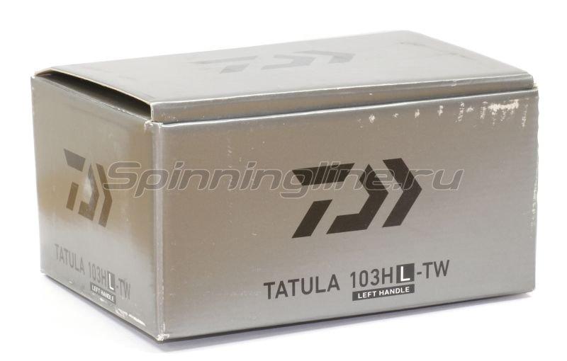 Daiwa - Катушка Tatula 103HL-TW - фотография 5