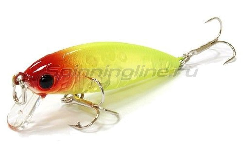 Lucky Craft - Воблер Bevy Minnow 45F Crawn Lime 167 - фотография 1