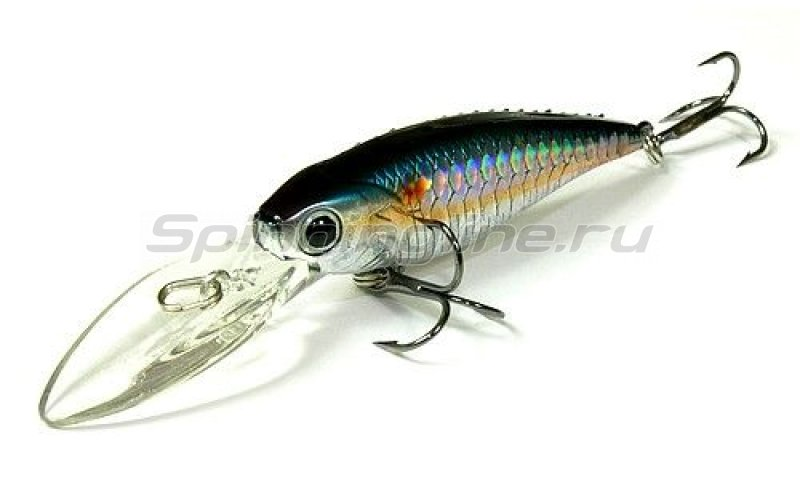 Lucky Craft - ������ Bevy Shad 60DD MS American Shad 270 - ���������� 1