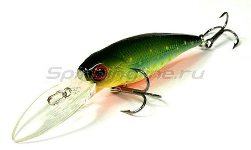 Lucky Craft - Воблер Bevy Shad 60DD Brook Trout 814 - фотография 1