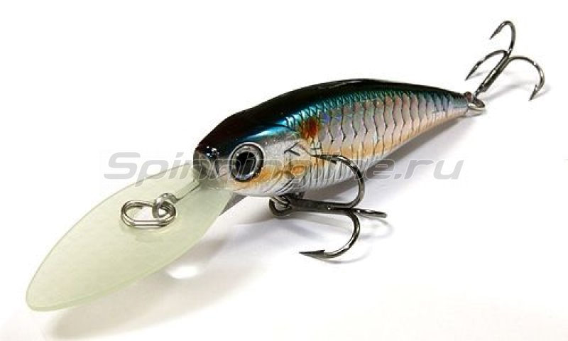 Lucky Craft - Воблер Bevy Shad MK-II 60DD MS American Shad 270 - фотография 1