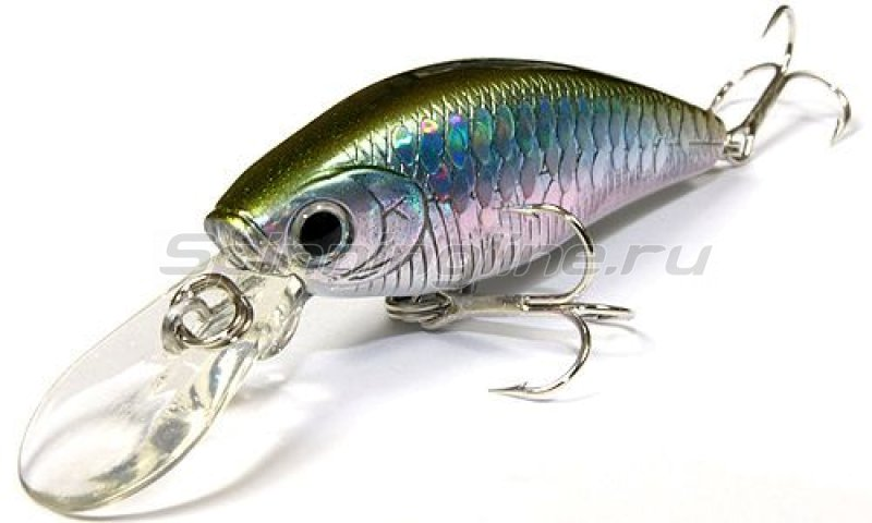Lucky Craft - ������ Bevy Shad TanGo 55SP MS MJ Herring 254 - ���������� 1