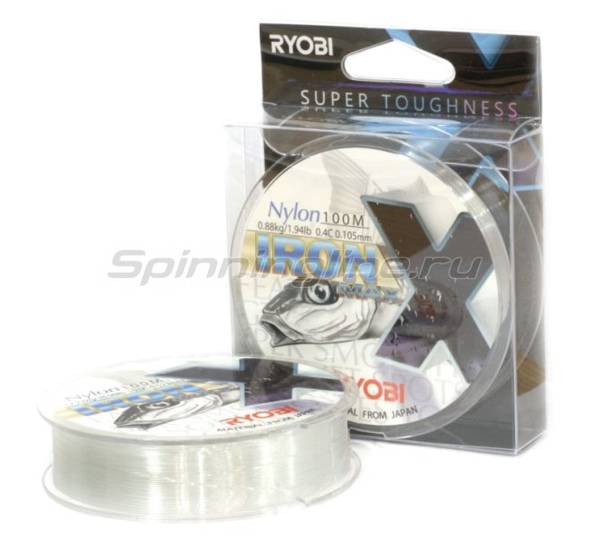 Леска Nylon Iron 100м 0,370мм -  1