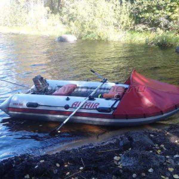 Лодка ПВХ Altair Pro 360 - фотография 3