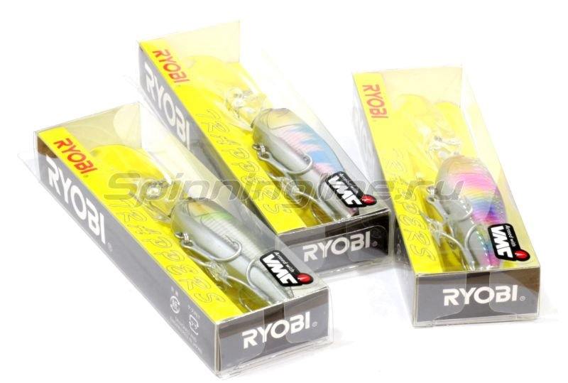 RYOBI - Воблер Chunk Minnow 78MDF 62 - фотография 2
