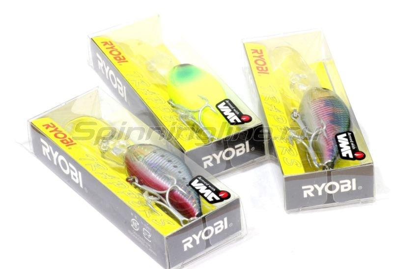 RYOBI - Воблер Cranky Bull 68MDF 13 - фотография 2