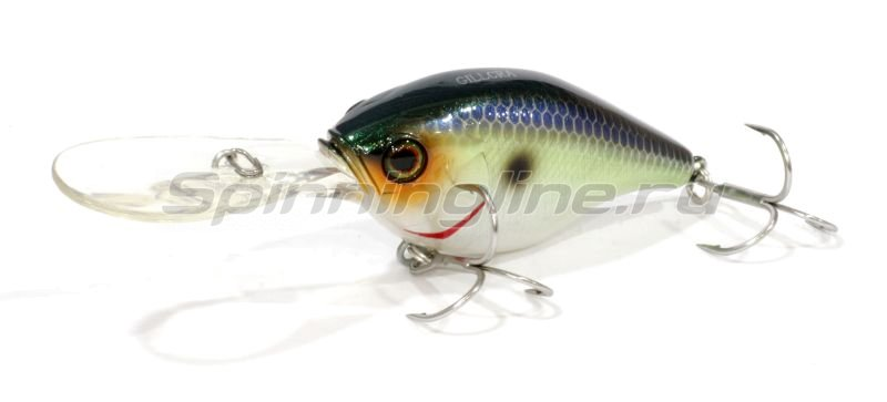 Воблер Gillcra 60 ghost threadfin shad -  1