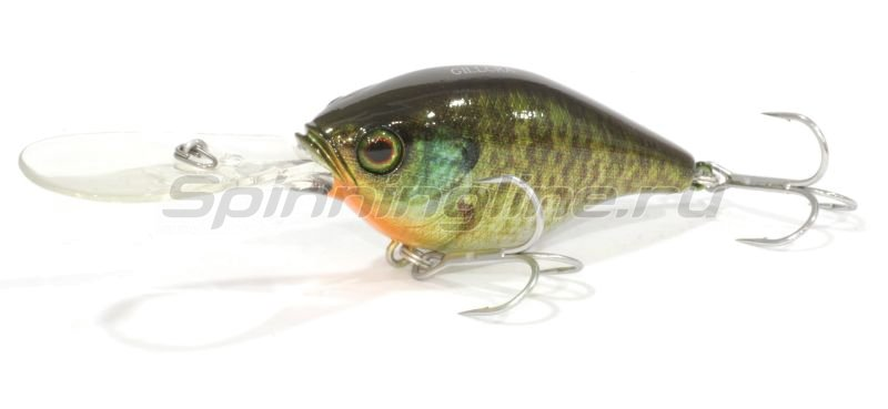 Jackall - Воблер Gillcra 60 rt bluegill - фотография 1