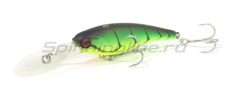 Jackall - Воблер Soul Shad 58 SP craw chartreuse - фотография 1