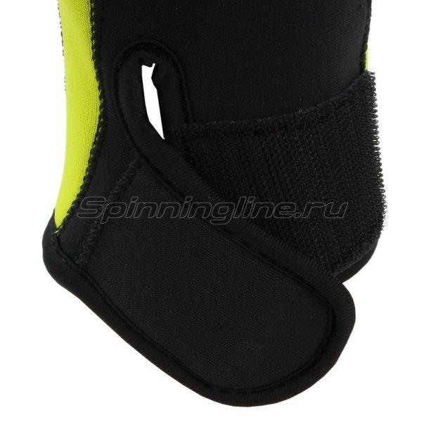 Перчатки неопреновые Alaskan L черный/желтый -  3
