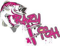 Офсетные крючки Crazy Fish
