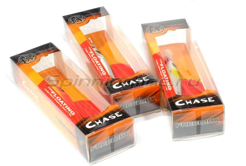 Воблер Chase 120F 10 -  2