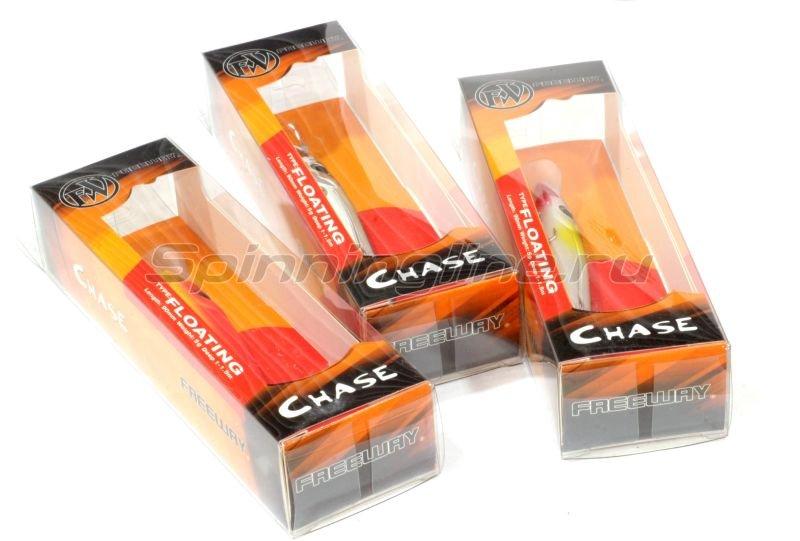 Воблер Chase 120F E002 -  2