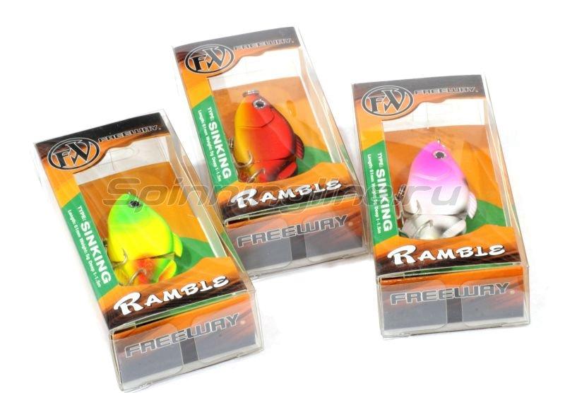 Воблер Ramble 61S F007 -  2