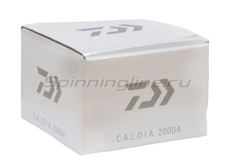 Daiwa - Катушка Caldia 2500 A - фотография 7