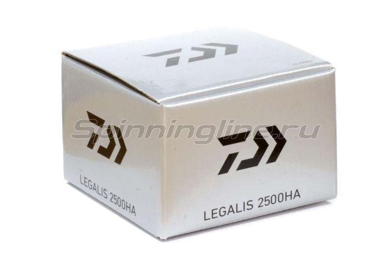 Катушка Legalis 2500 HA -  6
