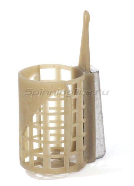 Кормушка комплект пластиковая средняя 40гр -  1