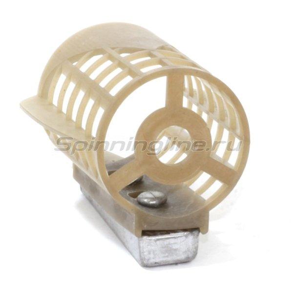 Орбита - Кормушка комплект пластиковая средняя 60гр - фотография 3