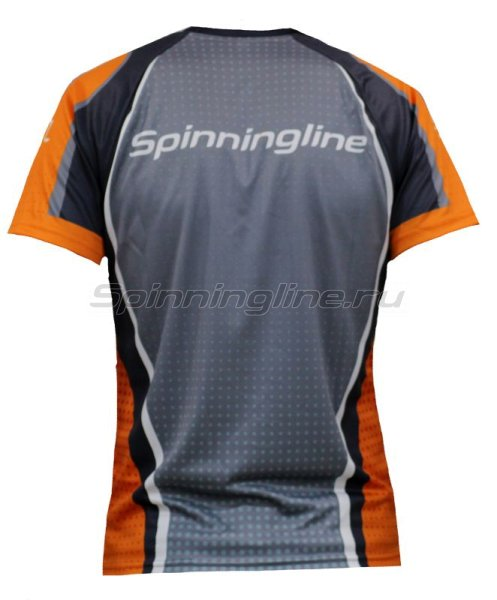 Футболка Spinningline Short Sleeve р.46 - фотография 2
