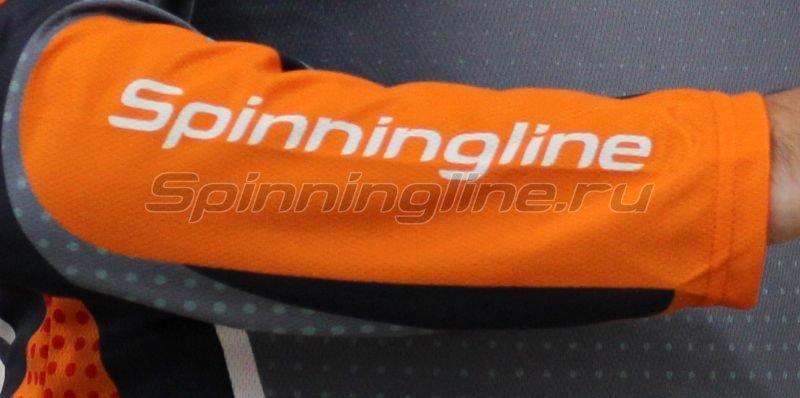 Футболка Spinningline Long Sleeve Zip р.54 - фотография 3