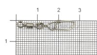 Вертлюг с карабином Ryobi RB-3012-6