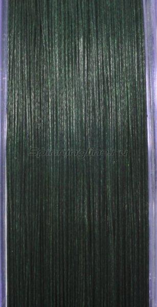Nautilus - Шнур Avenger 8 Teflon Green 135м 0,10мм - фотография 2