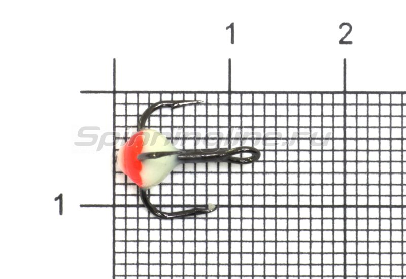 Тройник для приманок LJ с каплей 12/FR -  1