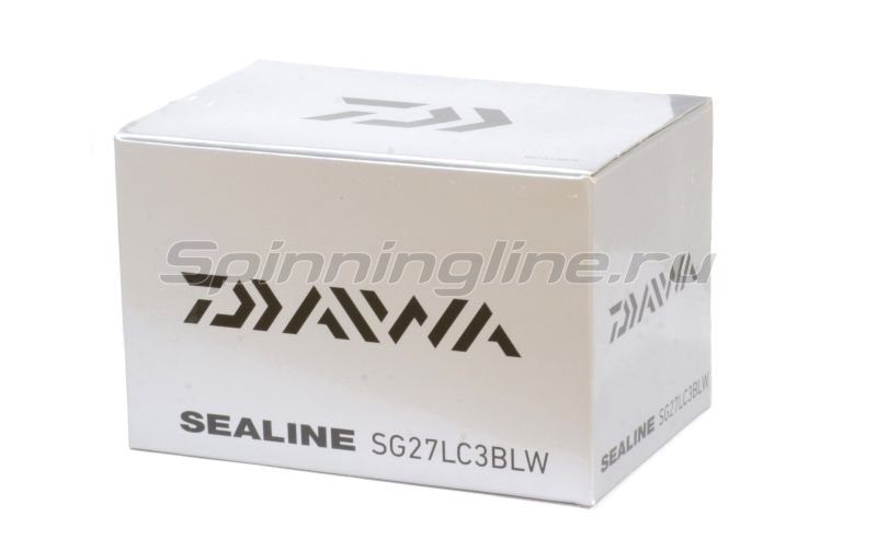 Daiwa - Катушка Sealine 27LC3BW-L - фотография 6