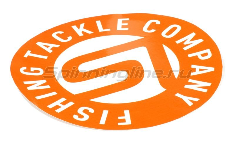 Spinningline - Наклейка Spiningline.ru Fishing Tackle Company 3 - фотография 1
